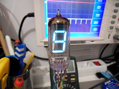 IV-12 tube Testing