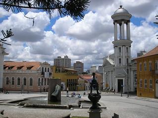 Centro Histórico, Curitiba