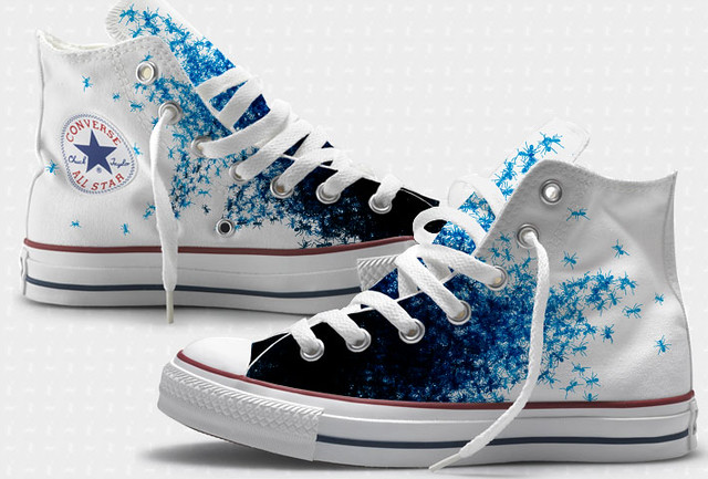 Converse Shoe Design Games