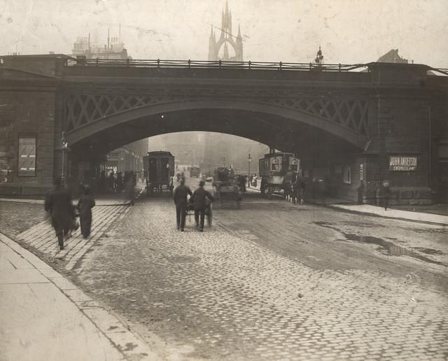 Railway Arch, St Nicholas' Street