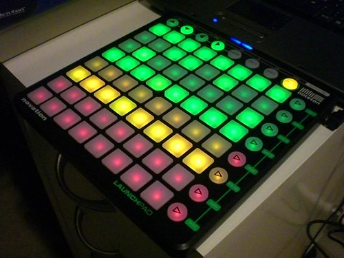 Novation Launchpad by Tech Star