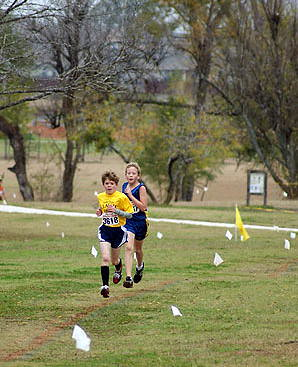 AAU District Cross Country