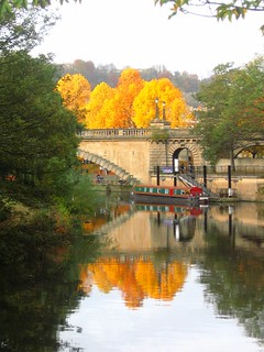 Autumn on the Avon