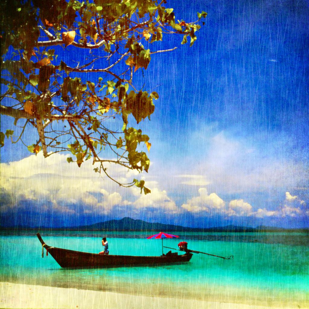 Phi Phi Island .. Thailand