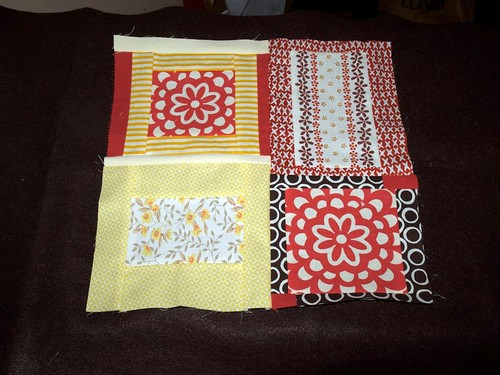 November Cottage Quilting Bee