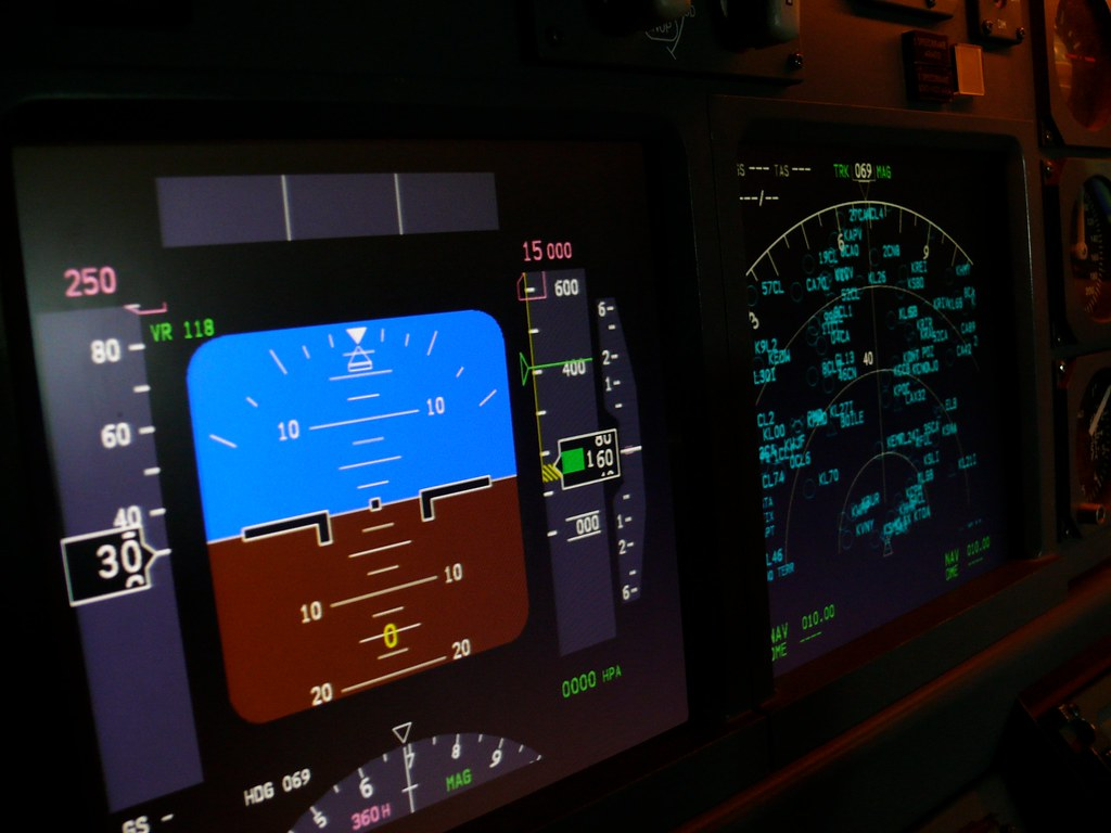 737 Sim in Hamilton, NZ
