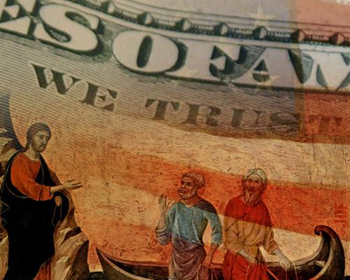 Jesus vs. the American Dream