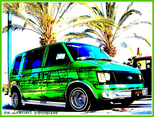 Lowrider Vans http://www.flickr.com/photos/44475832@N05/4261390222/