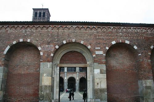 20091113 Milano 04 Basilica di Sant' Ambrogio 05