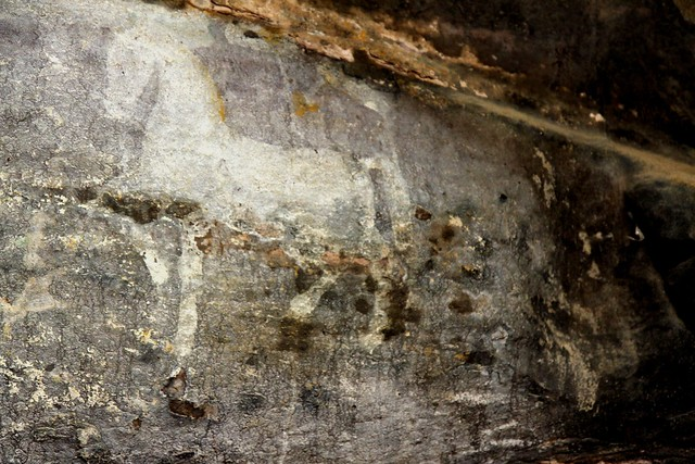 bhimbetka rock paintings