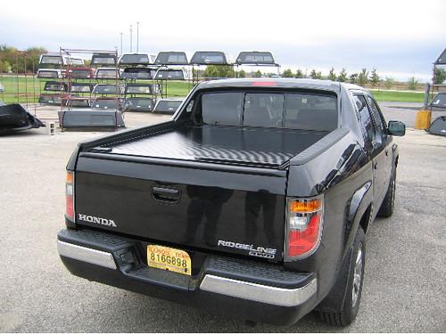 Tri County Honda >> Retrax Honda Ridgeline Retrax Retractable Cover Installed
