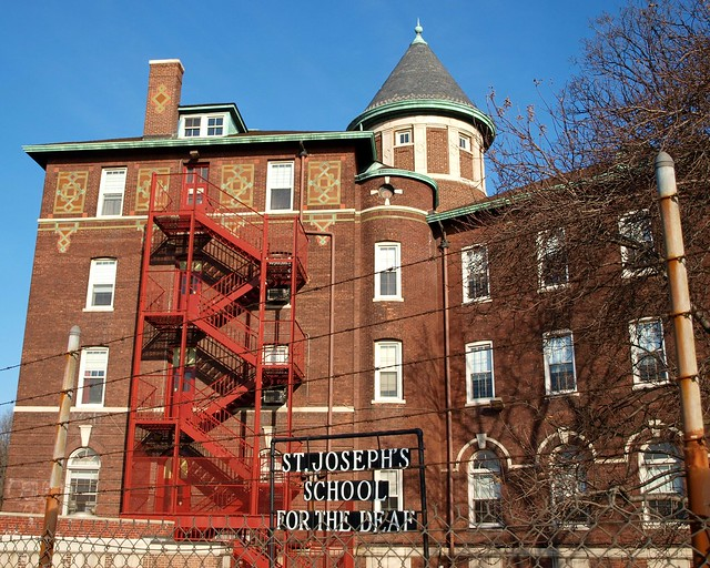 St Joseph 39 S School For The Deaf Bronx New York City Flickr Photo Sharing