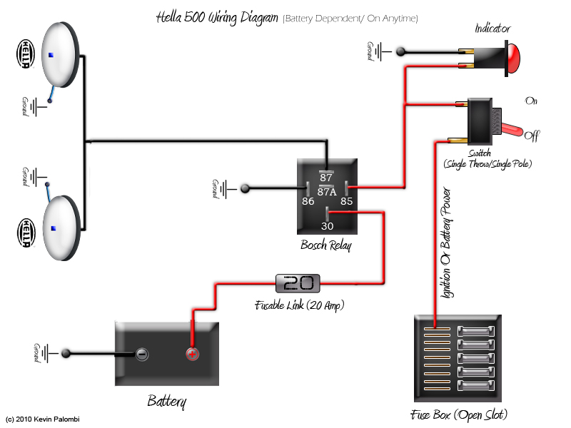 Hella Relay Wiring Diagram from farm3.staticflickr.com