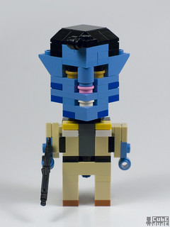 CubeDude Jake Sully