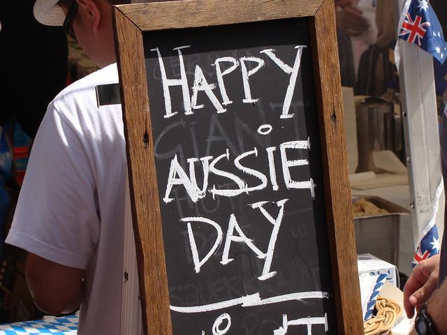 Aussie Day 2010