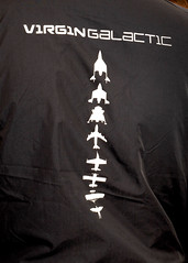 Virgin Galactic Jackets. Credit Claire Brown