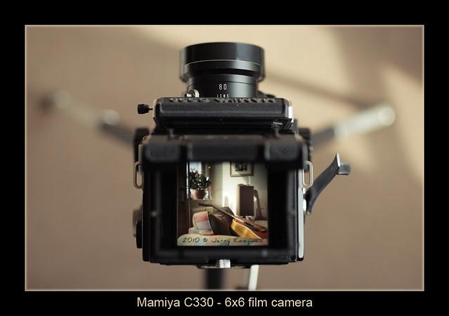 Mamiya c220 manual