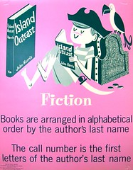 RETRO POSTER - Fiction