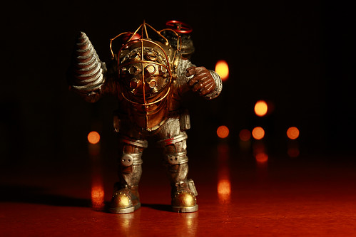 Big Daddy and the Bokeh