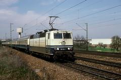 * DB  181 215  bis  1. E - Lok