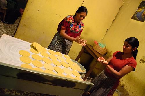 Tortilleria: Los Comalitos