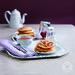 Pancakes aux pommes by Larousse Cuisine