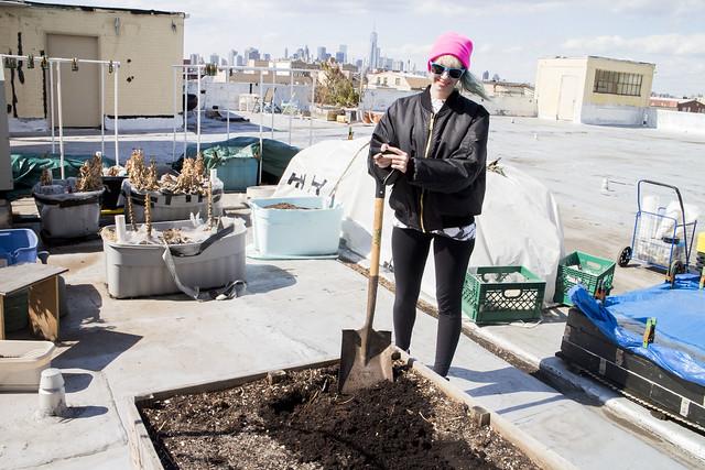 Spring Garden Cleanup March 15_1