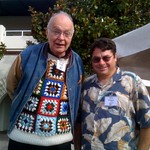 Donald Knuth and Rich Gibson
