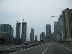Gardiner Expressway - Toronto, Ontario