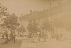 Hotel Nordkap i Strandgaten (1893)
