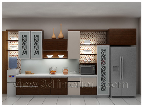 Kitchen set minimalis flickr photo sharing for Design kitchen set minimalis