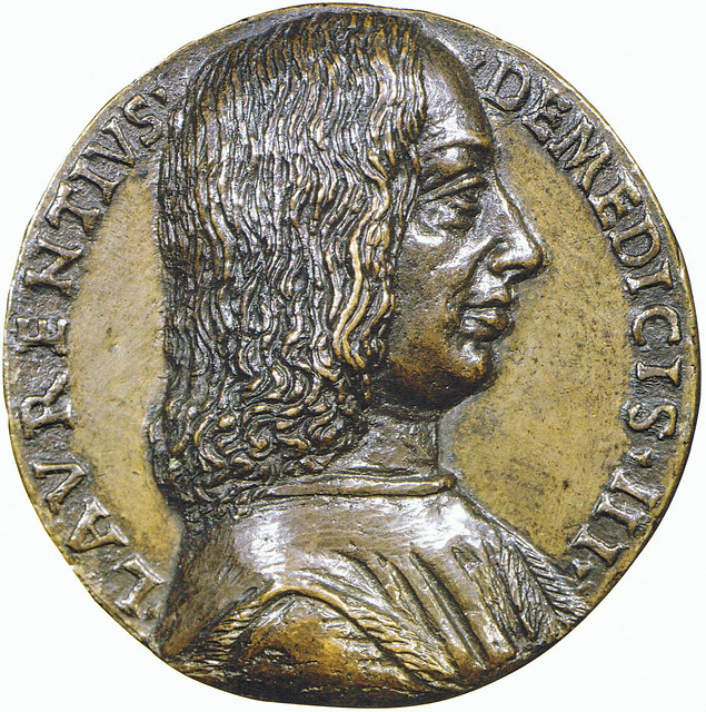 Niccolò Fiorentino - Portrait of Lorenzo di Pierfrancesco de' Medici