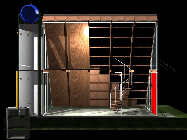 Casa ecol gica prefabricada img 21 flickr photo sharing - Casa ecologica prefabricada ...