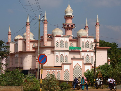 Noorani Masjid - Goa, India