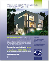 Overlook Homes Advertising (Advertisement)