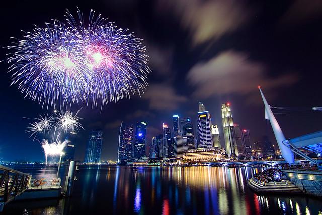 Chinese New Year 2010 Countdown Singapore