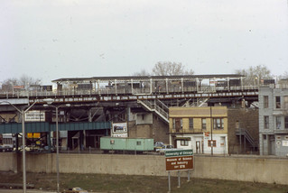 19860406 42 CTA South Side L @ Wentworth Ave.