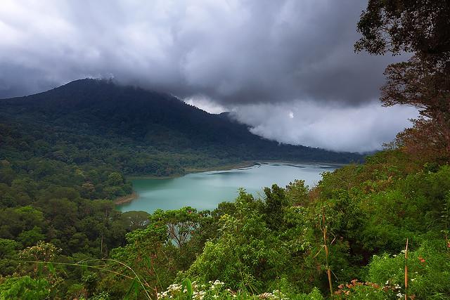 Hidden Lake Tamblingan