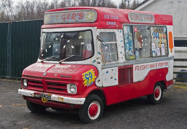 Pokey Hat Van