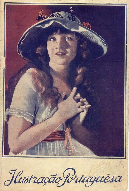 Ilustração Portugueza, 1920s - capa
