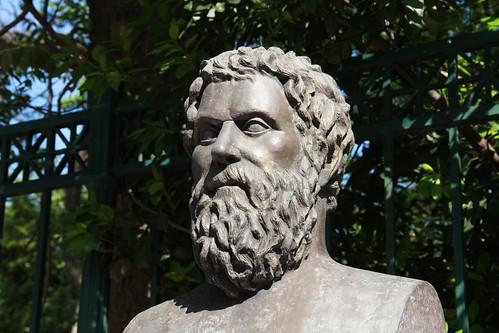 Sophocles (497/6 BC – winter 406/5 BC)