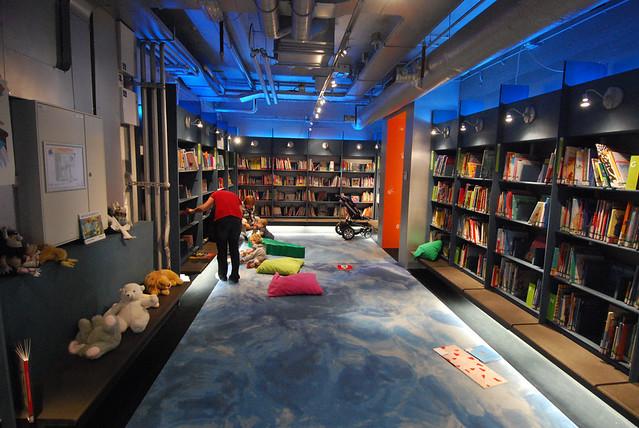 DOK-kirjasto, Hollanti