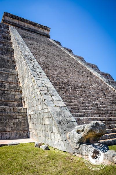 4 Must-See Mayan Ruins in the Yucatan Peninsula  - El Castillo, Chitchen Itza