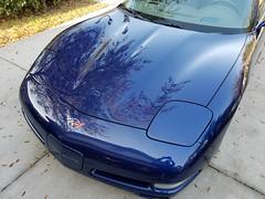 2004 C5 Corvette HCC9 5yr Ceramic Coating installation