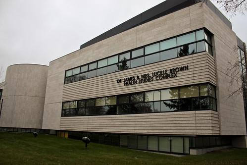 Brandon University - Health Sciences buliding