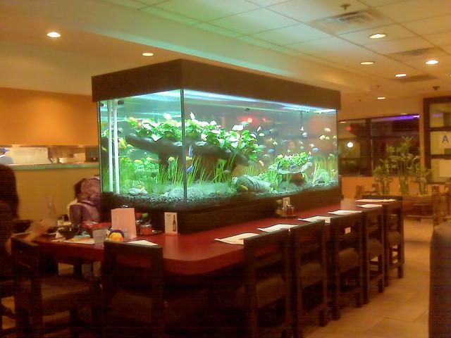 Fish Farm Restaurant Menu