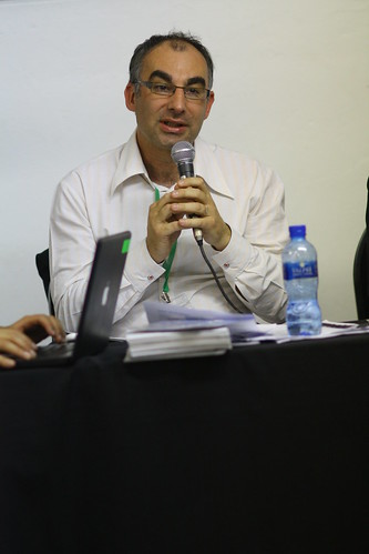 Laurent Clavel (France), Roundtable session, 4th World Summit on Arts & Culture