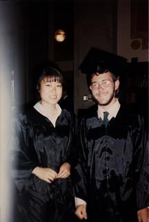 graduation -- Ken and Nancy