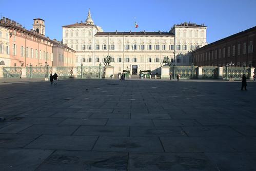 Palazzo Madama - Palazzo Reale