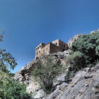 Oman - Plateau de Sayq - 31-10-2009 - 10h19